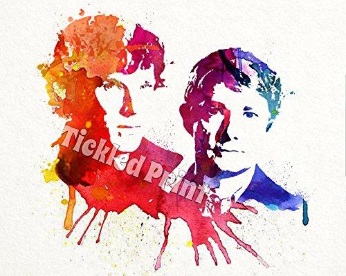 art-print-bbc-sherlock-holmes-and-john-watson-benedict-cumberbatch-martin-freeman-personalised-birth