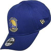 New Era 9FORTY Color oro State Warriors Capellino Da Baseball - NBA Squadra Colore - Blu