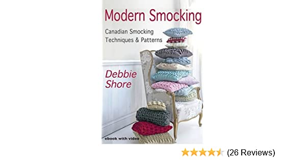 Modern Smocking: Part 1: Canadian Smocking Techniques and