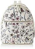 Fiorelli Damen Anouk Rucksack, Mehrfarbig (Hampcream) 12x27x22 centimeters