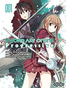 Sword Art Online : Progressive Edition simple Tome 1