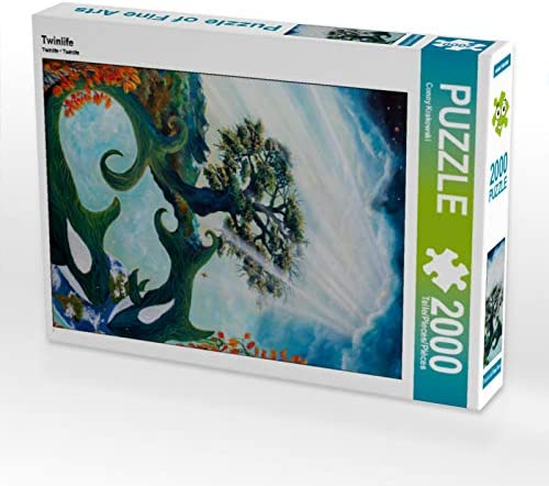 CALVENDO Puzzle Twinlife 2000 Teile Lege-Grösse 67 67 67 x 90 cm Foto-Puzzle Bild Von Krakowski Conny | Beau  aa5271