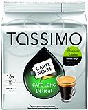 Tassimo Carte Noire Café Long Delicat (ehemals Voluptuoso Colombia),5er Pack (5 x 16 Portionen)