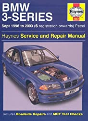 BMW 3-Series Petrol Service and Repair Manual: Sept 1998 to 2003: S Registration Onwards: Petrol: HA4067 (Haynes Service and Repair Manuals) by Martynn Randall (2004-01-29)