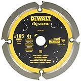 DeWALT DT1471 Kreissaegeblatt PCD 165/20mm 4Z, 1 Stück