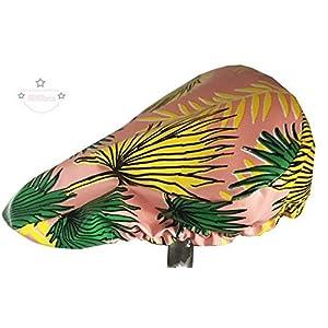"Sattelschoner ""Palm Leaf"", Regenschutz, Sattelhaube"