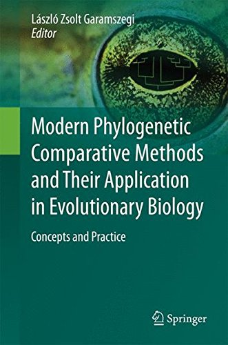Modern Phylogenetic Comparative Methods and Their Application in Evolutionary Biology : Concepts and Practice