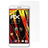 atFolix Folie für Huawei Honor 7i / ShotX Displayschutzfolie - 3 x FX-Antireflex-HD hochauflösende entspiegelnde Schutzfolie