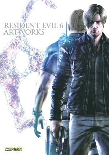 Resident Evil 6 Artworks by Capcom (2014-10-02)