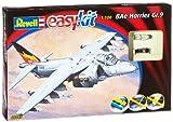 Revell BAe Harrier Gr.9 1:100 Assembly kit Fixed-wing aircraft - maquetas de aeronaves (1:100, Assembly kit, Fixed-wing aircraft, BAe Harrier Gr.9, Mi