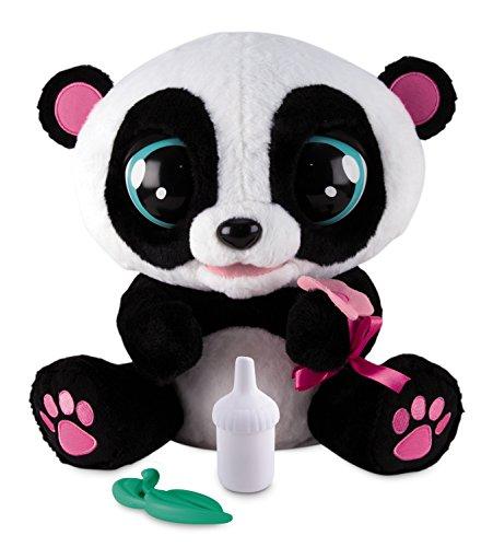 IMC Toys 95199IM - Club Petz Yoyo Panda Funktionsplüsch Panda Versorgt