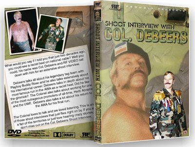 colonel-debeers-shoot-interview-dvd-by-rf-video