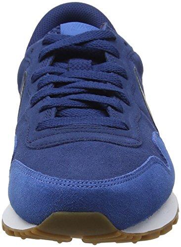 Nike Air Pegasus 83 LTR, Herren Turnschuhe, , 40 EU Azul (Coastal Blue / Obsidian-Star Blue-White)