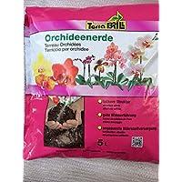 Sustrato para orquídeas, 5 l, de Terra Brill