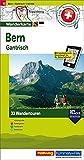 Bern: Nr. 12, Tourenwanderkarte mit 33 Wandertouren, 1:50 000, mit kostenlosem Download für Smartphone Karten, Tourenführer, Fotos, waterproof, ... (Hallwag Touren-Wanderkarten, Band 12)