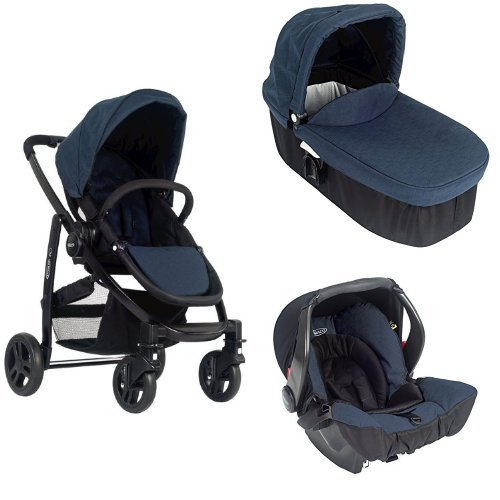 graco-evo-with-carrycot-and-snugfix-car-seat-navy