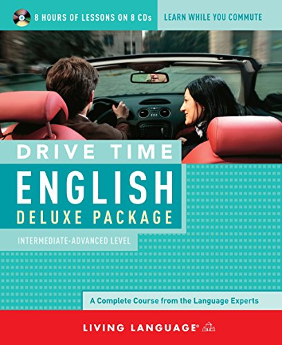 English - Drive Time Delux Package Intermediate - Advanced