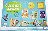 #8: Art box Latest Candy Craft kit for making Various creative design for kids ( birthday gift for Kids)