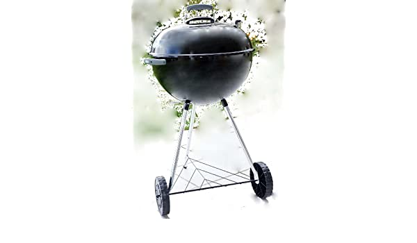Weber Holzkohlegrill Compact Kettle 57 Cm : Weber grill typ one touch premium 57cm ohne thermometer typ
