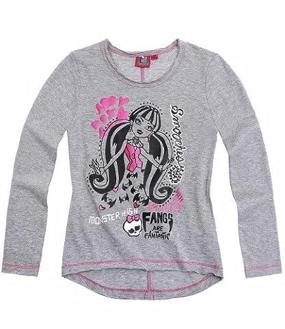 Monster High Shirts - Monster High - T-Shirt à manches longues