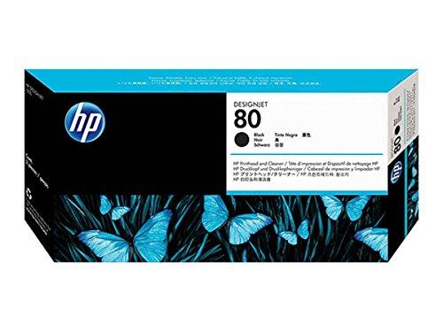 HP - Hewlett Packard DesignJet 1055 CM (80 / C 4820 A) - original - Druckkopf schwarz - 2.500 Seiten - 17ml Hp Druckkopf 80