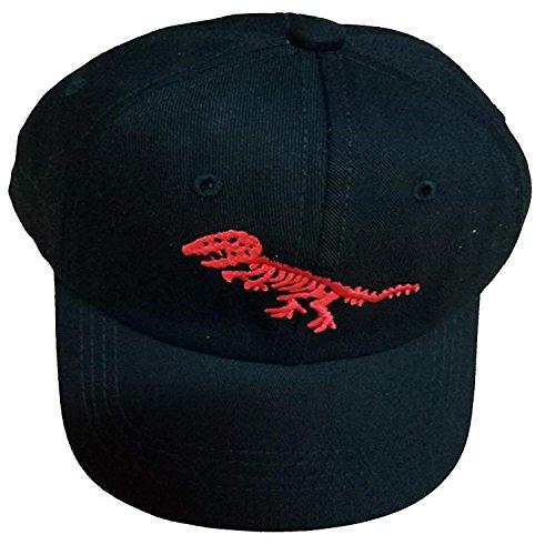 LaTer MEILOP T Rex Skeleton Dinosaur Adult Cowboy HAT