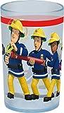 Bicchiere Sam il Pompiere