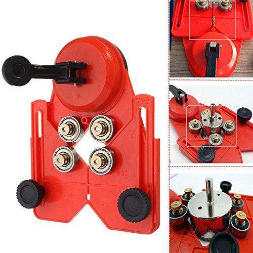 ChaRLes Agujero De Vidrio Ajustable 4-83Mm Agujero
