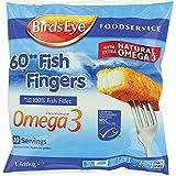 Birds Eye Frozen MSC Fish Fingers - 1x60x28g
