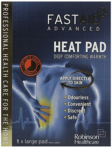 Fast Aid 4010Advanced Heat Pad (6Stück)