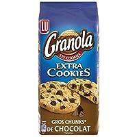 Lu Granola extra cookies pépites chocolat 184g - Livraison Gratuite En France - Prix Par Unité