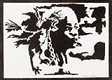 Daenerys Targaryen Game Of Thrones Poster Plakat Handmade Graffiti Sreet Art - Artwork
