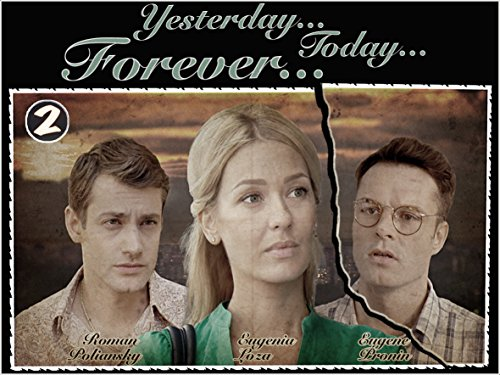 Yesterday. Today. Forever. Cover