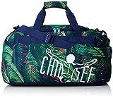 Chiemsee Unisex-Erwachsene Matchbag Medium Umhängetasche, Mehrfarbig (Palmsprings), 27x28x56 cm