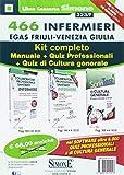 Scarica Libro 466 Infermieri Friuli Venezia Giulia Kit completo Con Contenuto digitale per download e accesso on line (PDF,EPUB,MOBI) Online Italiano Gratis