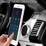 #8: Universal Magnetic Mount Car Magnetic Dashboard Cell Mobile Phone GPS Mount Holder Stand for Samsung for iPhone