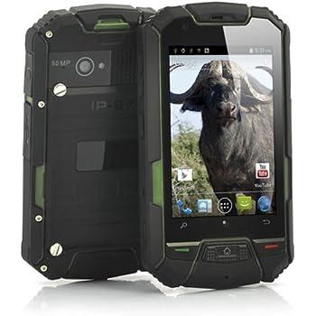 3,5 pouces durcis étanches IP67 3G Android Dual Core de