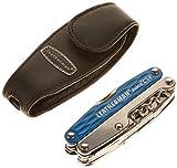 Leatherman CS4 – Multifunktionsmesser Blau blau