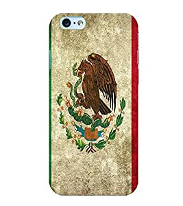 Fuson Premium Back Case Cover Eagle With Multi Background Degined For Apple iPhone 6S