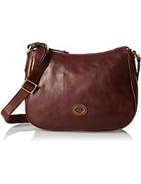 f6b80b569a Amazon.it: Pelle - Borse a tracolla / Donna: Scarpe e borse