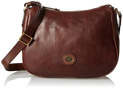 The Bridge Borsa Messenger 04716901-14 Marrone