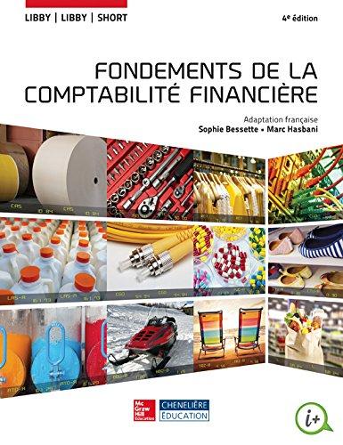 Fondements de la comptabilité financière par Collectif