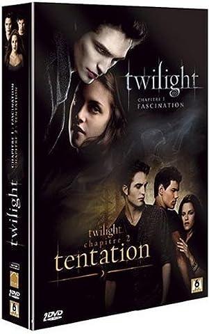 Twilight - Chapitre 1 : Fascination + Chapitre 2 : Tentation [Édition Limitée]