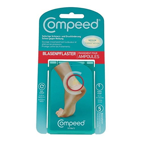 COMPEED Blasenpflaster medium, 5 St