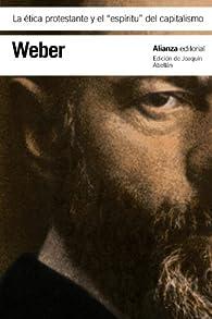 La ética protestante y el  ' espíritu '  del capitalismo par Max Weber