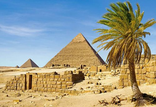 puzzles Castorland 1500 – Pirámides de Giza. 15150618
