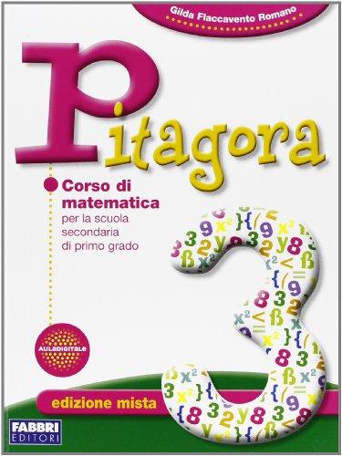 Pitagora. Per la Scuola media. Con espansione online: 3
