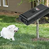 Kofun Hund Repeller, Ultraschall Bellen Stopper Spray Tragbare LED Pet Repeller Aggressive Anti-Bark Deterrent Zug Hund