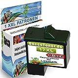 Premium Kompatible Druckerpatrone Als Ersatz für Lexmark 17xl Schwarz Black BK für Lexmark X2230 X2250 X1180 X1185 X1190 X1250 X1270 X1290 X1196 Z614 Z615 Z617 Z640 Z645 Z717 Z13 Z23 Z517 Z25 Z33 Z34 Z35 Z503 X1130 X1140 X1150 X1155 X1160 X1170 X1100 X1110 1x17-lex