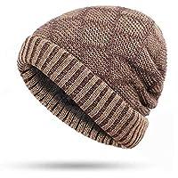 HAOLIEQUAN Winter Knochen Männer Wintermütze Strickmützen Männer Hip-Hop Capturban Caps Hüte Für Frauen Gorros